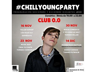 #ChillYoungParty