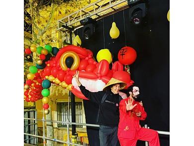 Carnaval Oriental #DragonTeam  | Marzo 2020