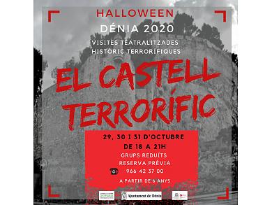 EL CASTILLO TERRORÍFICO | Halloween 2020