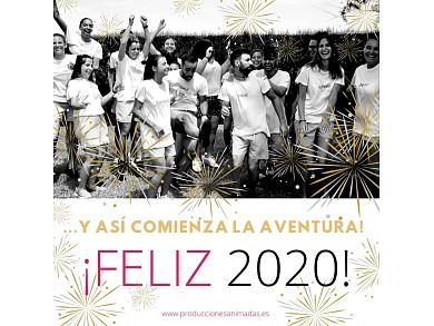 ¡Bienvenido 2020!  | Enero 2020