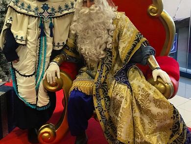 ¡Feliz Navidad!     Diciembre 2019