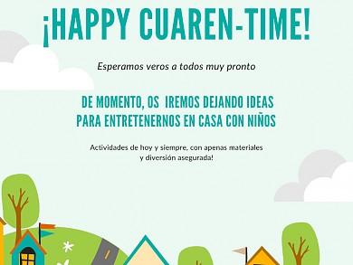 ¡Happy Cuaren-time!
