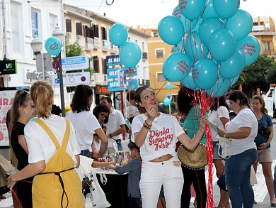 DENIA SHOPING PARTY